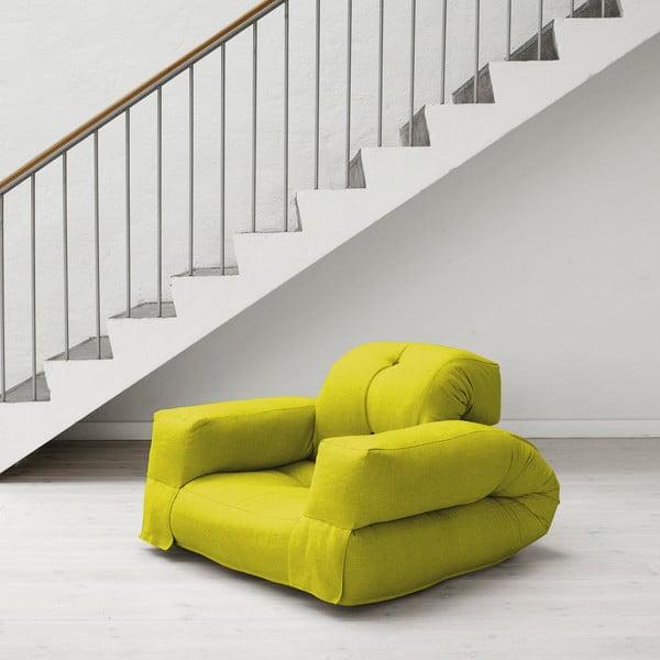 Fotel rozkładany Karup Pistachio