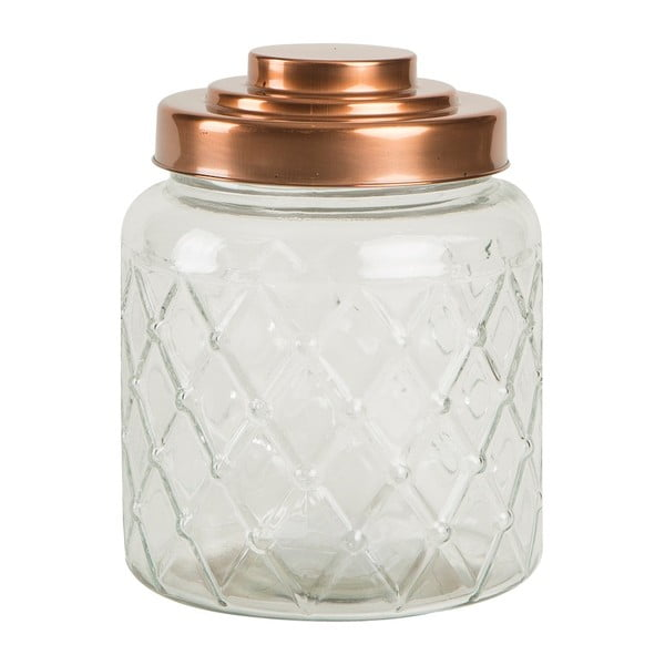 Pojemnik szklany T&G Woodware   Lattice, 2,6l