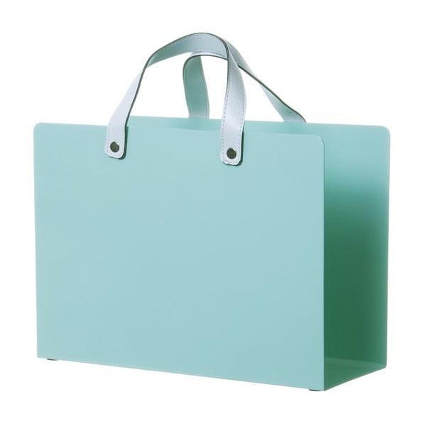 Gazetnik Bag Glossy Mint