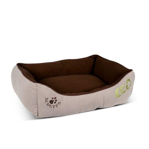 Legowisko dla psa Eco Bed 75x60 cm, naturalne