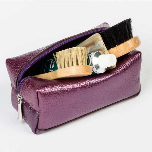 Zestaw do czyszczenia butów Cepi 500, kolor fioletowy
