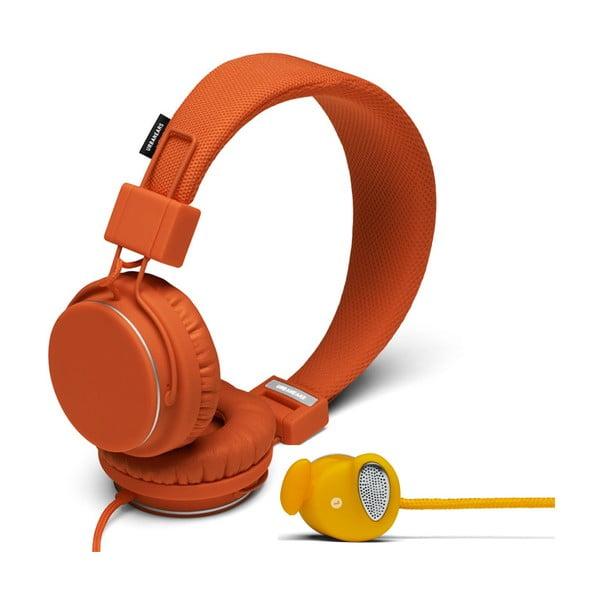 Słuchawki Plattan Rust + słuchawki Medis Mustard GRATIS