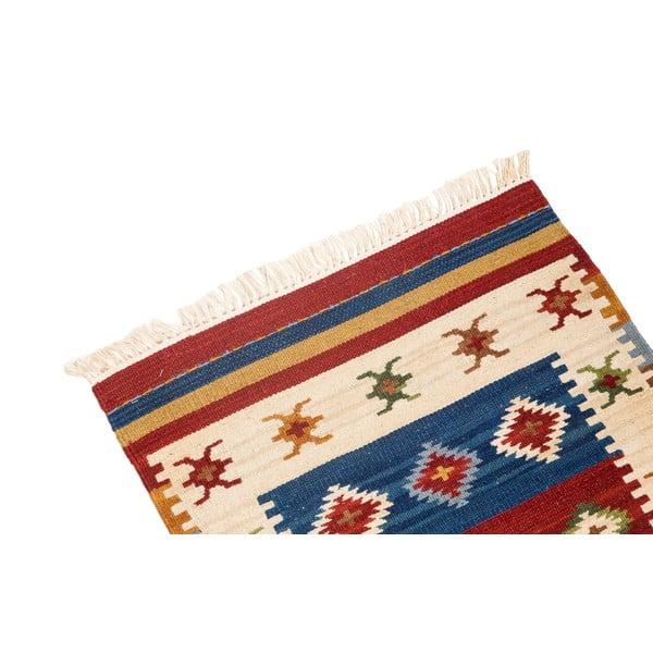 Dywan ręcznie tkany Kilim Dalush 608, 250x80 cm