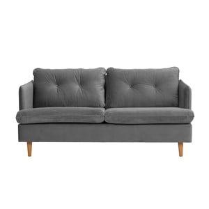 Jasnoszara 3-osobowa sofa HARPER MAISON Dagna