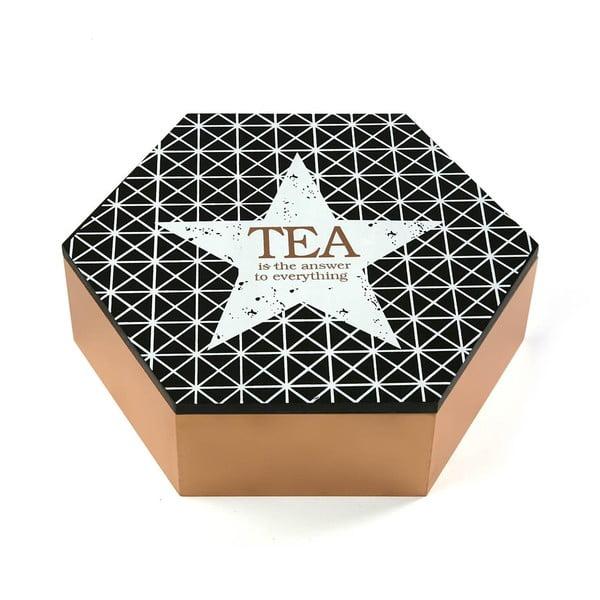 Skrzyneczka na herbatę Tea Star