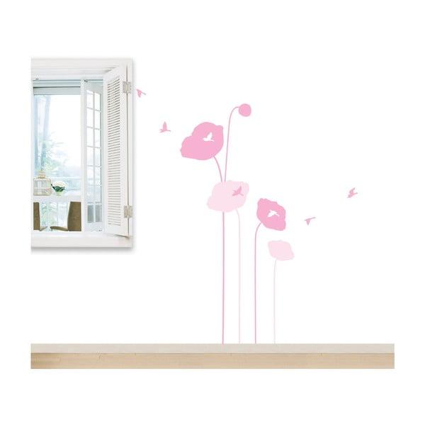 Naklejka Pinky Poppy