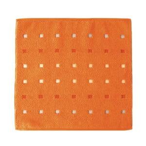 Dywanik łazienkowy Quatro Orange, 50x50 cm