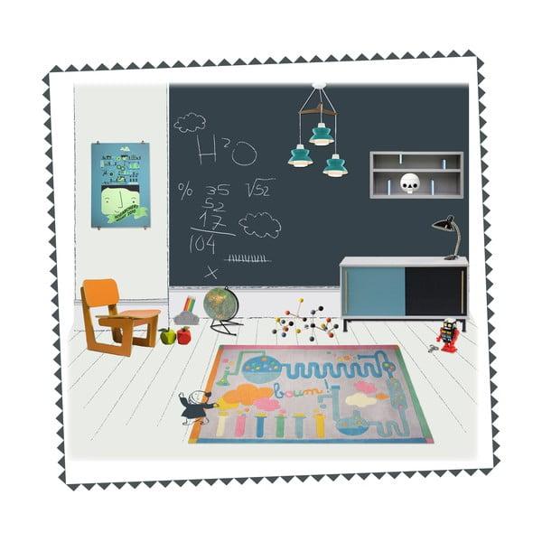 Dywan dziecięcy Nattiot Sciences, 120x170 cm