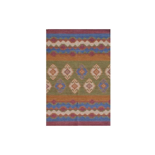 Ręcznie tkany dywan Kilim No.  709, 155x240 cm