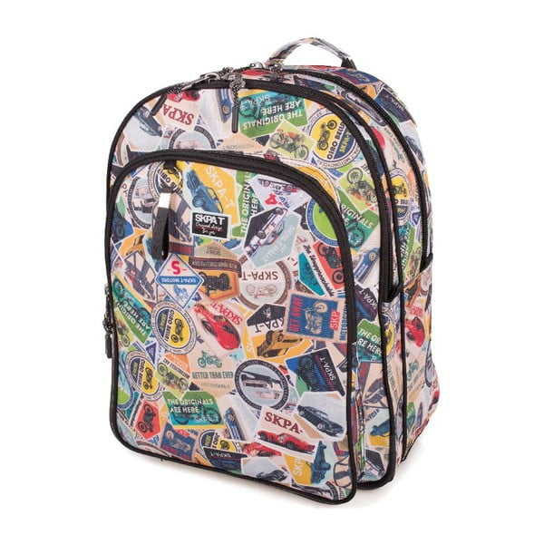 Plecak Skpat-T Backpack Stamps