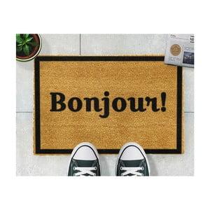 Wycieraczka Artsy Doormats Bonjour, 40x60 cm