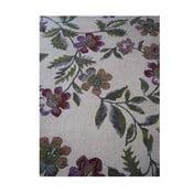 Wełniany dywan Florid Green, 160x230 cm