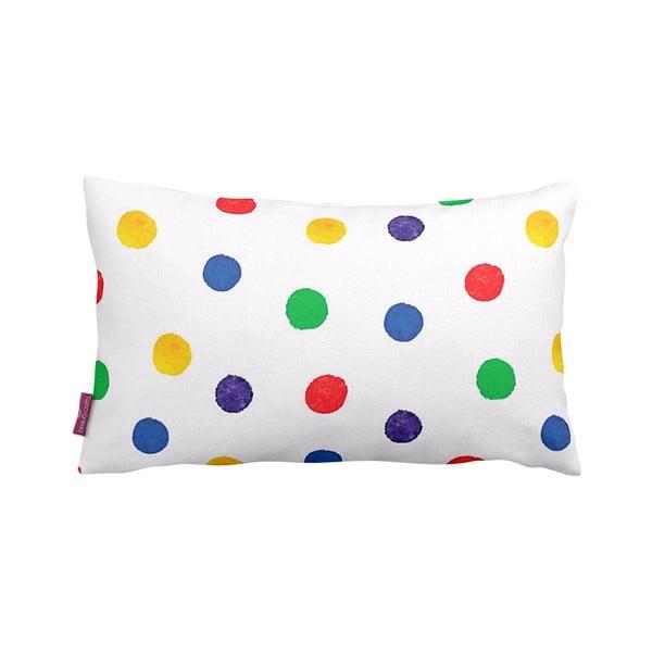 Poduszka   Color Dots, 35x60cm