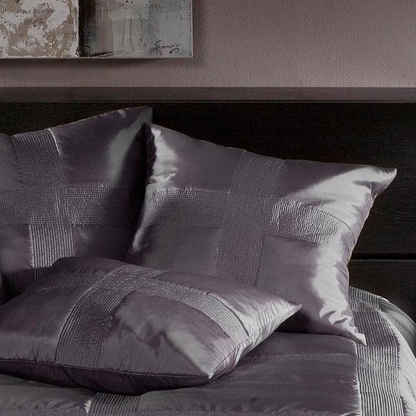 Poszewka na poduszkę Montana Anthracite, 50x50 cm