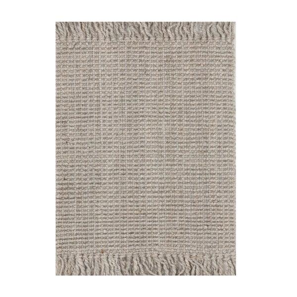 Jutowy dywan Surface Silver, 160x230 cm