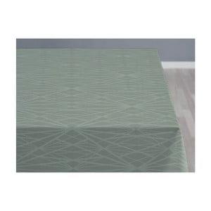 Zielony obrus Södahl Diamond, 140x270 cm