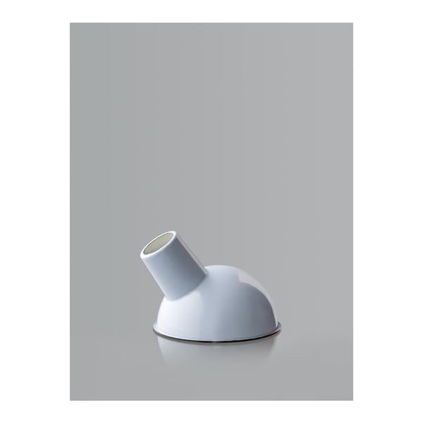 Klosz Miniature Angled Cloche Grey