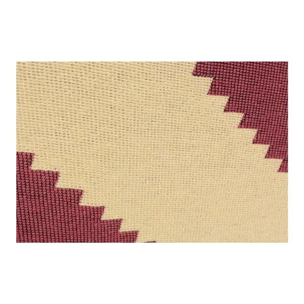 Dywan Zigzag Claret Red, 80x150 cm