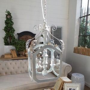 Lampa wisząca Orchidea Milano Antique, 2 światełka
