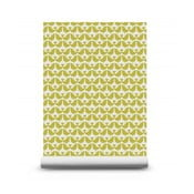 Tapeta Lovebirds Mustard, 1000x52 cm