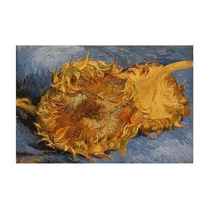 Obraz Vincenta van Gogha - Sunflowers 2, 40x26 cm