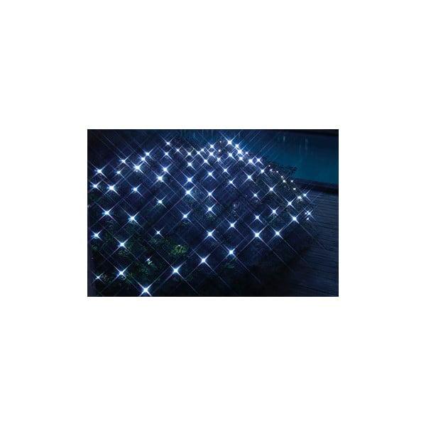 Świecąca siatka Light Network Cool White, 2 m