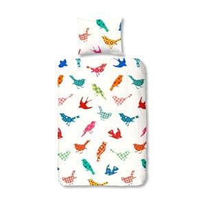 Pościel Birds Muti, 140x200 cm