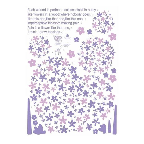 Naklejka Fanastick Purple Heart