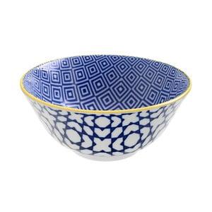 Porcelanowa miska Geo Tayo Geometric No1, 15,2x6,7 cm