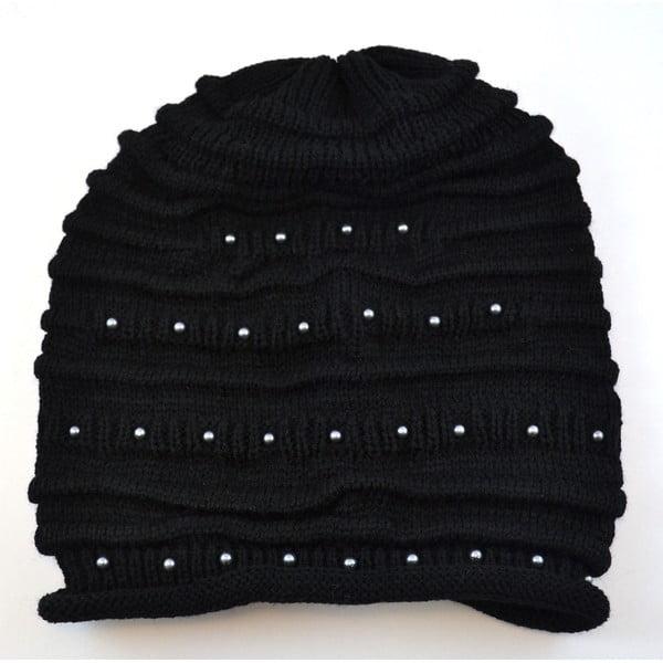 Czapka damska Harmony Black