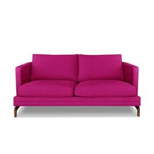 Różowa sofa dwuosobowa Windsor &Co. Sofas Jupiter