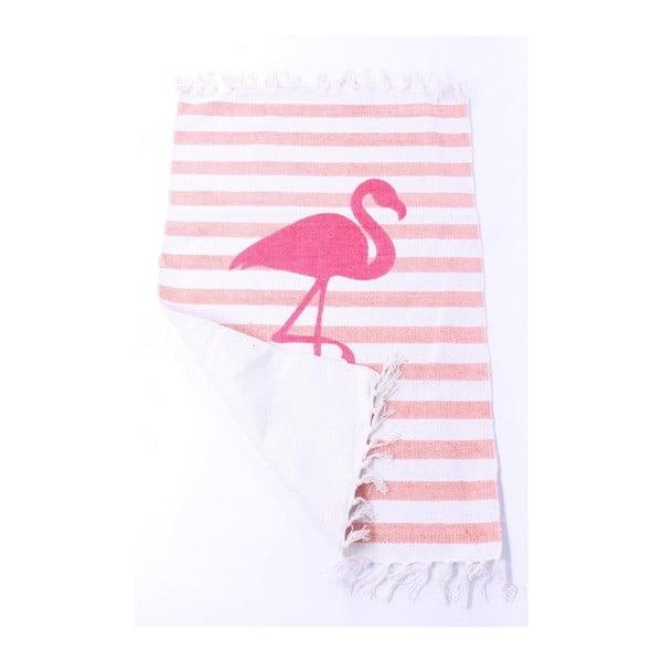 Dywan La Finesse Tropica Pink, 60x90 cm