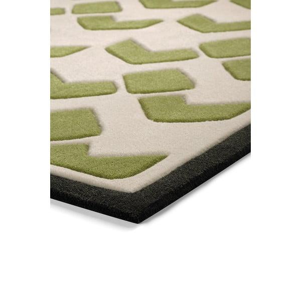 Dywan Esprit Bauhaus Green, 200x300 cm