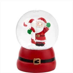 Kula śnieżna Butlers Santa Claus