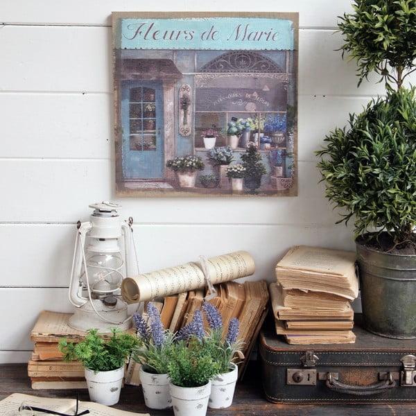 Dekoracja ścienna Flower's Shop