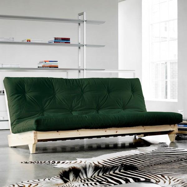 Sofa rozkładana Karup Fresh Natural/Botella