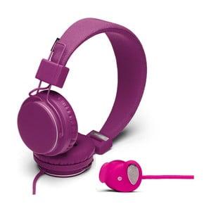 Słuchawki Plattan Grape + słuchawki Medis Raspberry GRATIS
