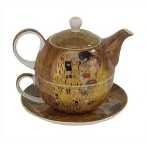 Czajniczek i filiżanka Klimt