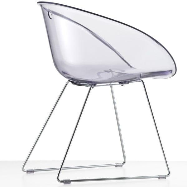 Krzesło Gliss 921, przezroczyste