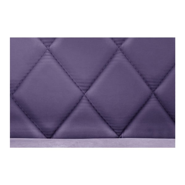 Fotel Diva Criss Cross Dark Purple