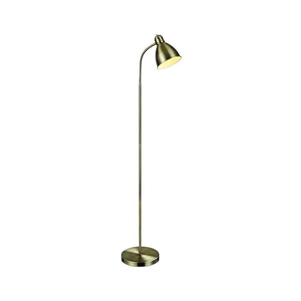 Lampa stojąca w kolorze złota Markslöjd Nitta
