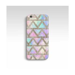 Etui na telefon Wood Triangles V na iPhone 6/6S