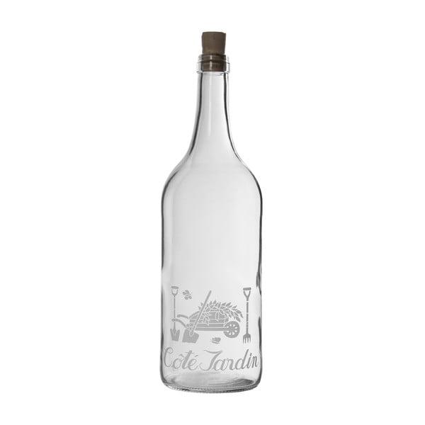 Butelka szklana Cote Jardin, 1 l