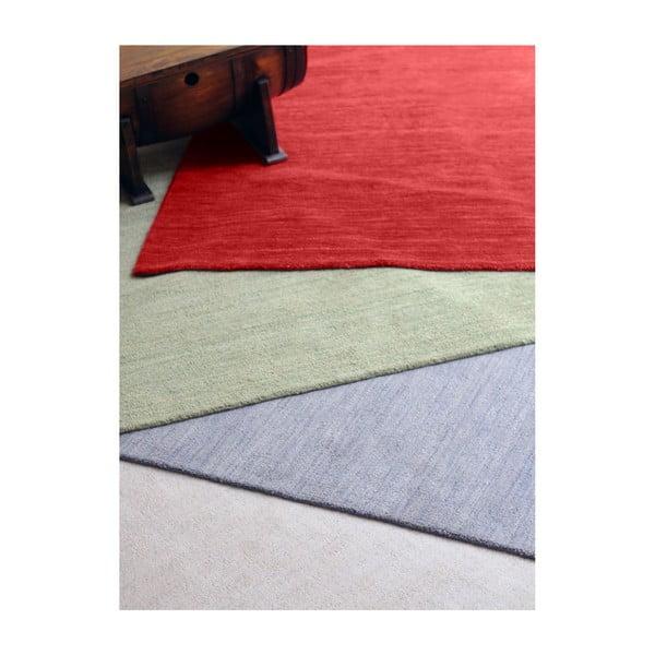 Wełniany dywan Roma Ivory, 120x180 cm