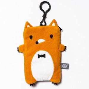 Pluszowe etui na telefon, odtwarzacz mp3, klucze Fox XL