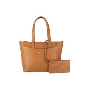 Damska torebka z sakiewką Leona Oak