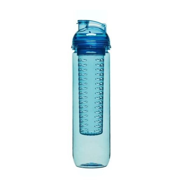 Butelka Fresh, niebieska, 800 ml