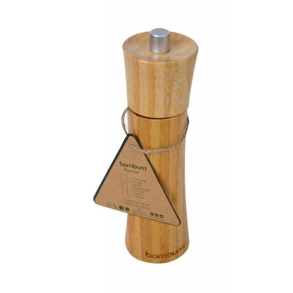 Bambusowy młynek