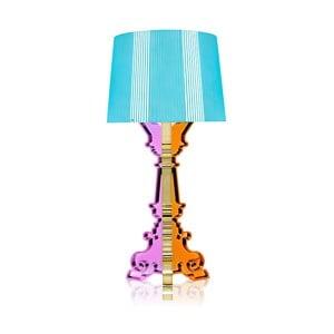 Lampa Bourgie Metal, turkusowa