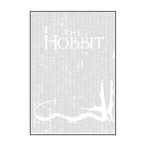 "Plakat ""Hobbit"", 70x100 cm"